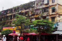 """""""Giải cứu"""" việc cải tạo chung cư cũ bằng nâng tầng?"""