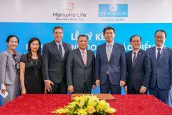 Hanwha Life Việt Nam tiếp tục chiến lược đa dạng kênh bán bảo hiểm