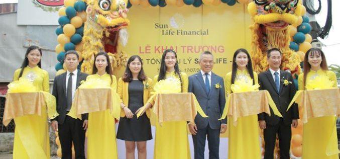 Sun Life Việt Nam khai trương Văn phòng Tổng đại lý đầu tiên tại Cà Mau