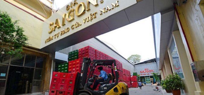 Bia Sài Gòn – Miền Trung hoãn ngày chào sàn HoSE