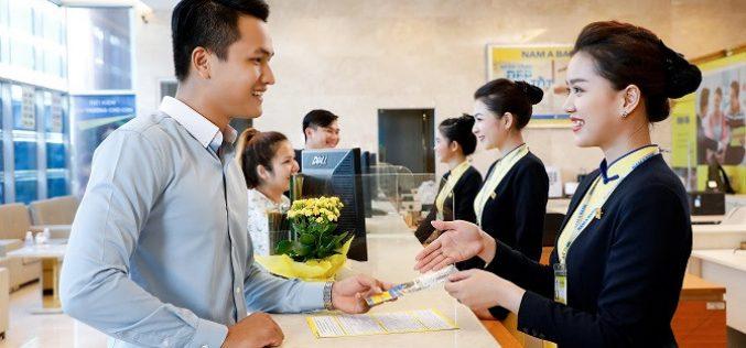 Nam A Bank: 6 tháng đầu năm hoàn thành 97,3% kế hoạch lợi nhuận năm