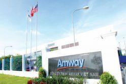 """Doanh thu đa cấp Amway sụt giảm, lợi nhuận """"lao dốc"""" về mức âm"""