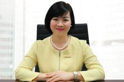 Bà Dương Thị Mai Hoa chính thức được bổ nhiệm vị trí Tổng Giám đốc ABBANK