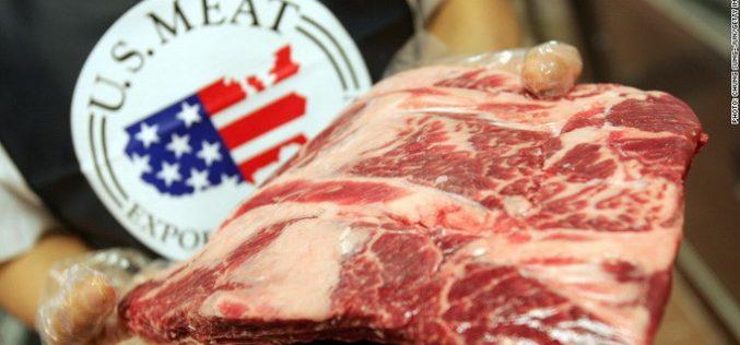 Ô tô Đức và thịt bò Mỹ – nạn nhân khốn khổ đầu tiên của chiến tranh thương mại