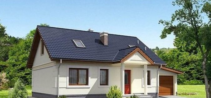 Những mẫu nhà 1 tầng giá chỉ từ 300 triệu cho vợ chồng trẻ