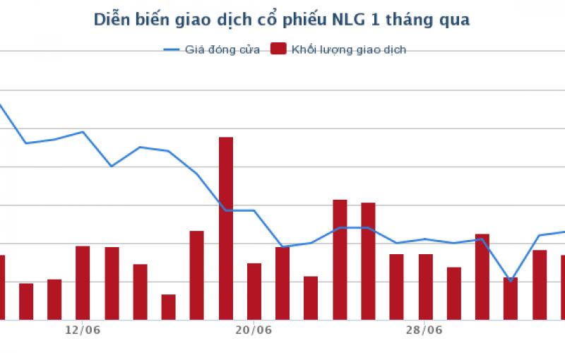 Đầu tư Nam Long: Chủ tịch đã hoàn tất mua thêm 500.000 cổ phiếu nâng sở hữu lên 14,68%
