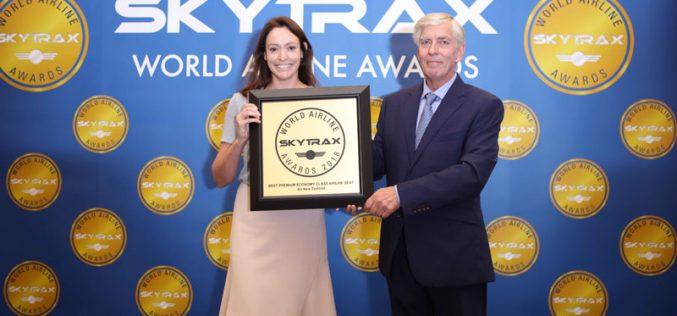 Air New Zealand đạt giải thưởng hạng ghế phổ thông đặc biệt tốt nhất thế giới