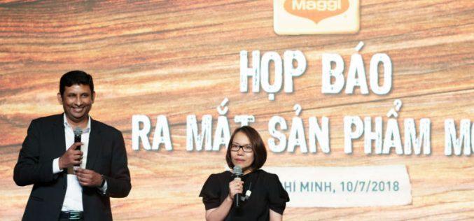 Nestlé Việt Nam ra mắt nước mắm Maggi làm từ nguyên liệu tự nhiên