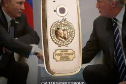 Nokia 3310 phiên bản Nga – Mỹ làm từ titanium và vàng 24K