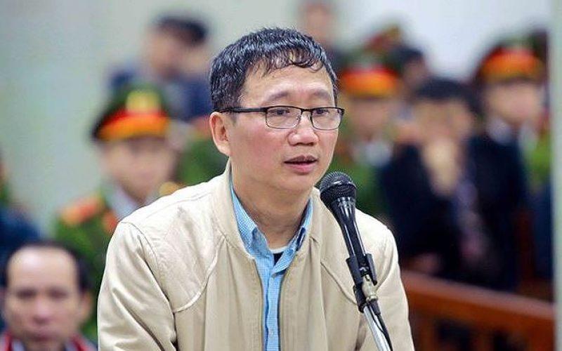 Trịnh Xuân Thanh liên quan gì vụ án Nhà máy Xơ sợi Đình Vũ?