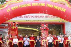 HDBank đã có mặt tại tỉnh Thái Nguyên