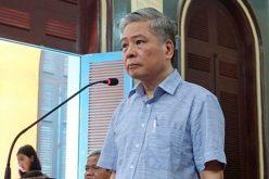 Nguyên Phó thống đốc Đặng Thanh Bình kháng cáo bản án 3 năm tù