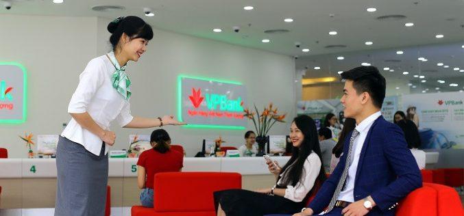 VPBank: 6 tháng đạt 4.375 tỷ đồng lợi nhuận, tăng trưởng 34%