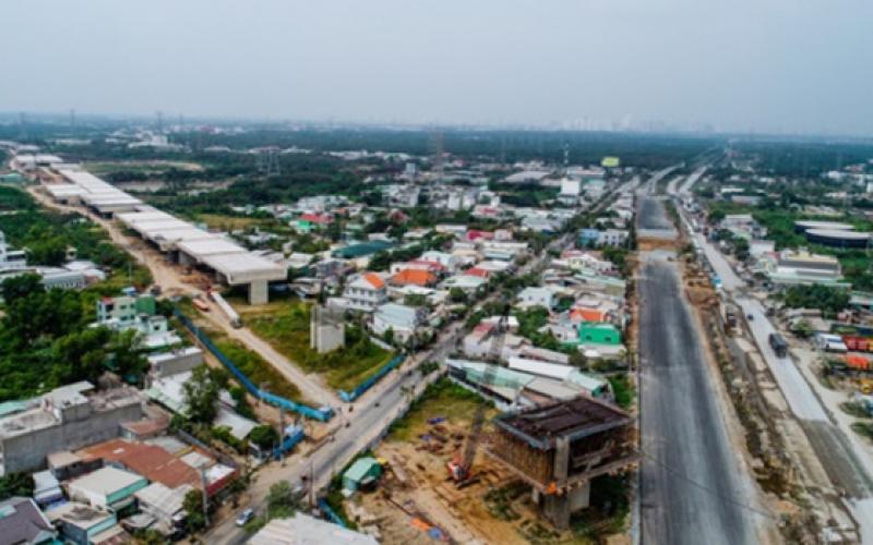 HQC được chấp thuận chủ trương đầu tư Khu dân cư 4,9 ha tại Long An