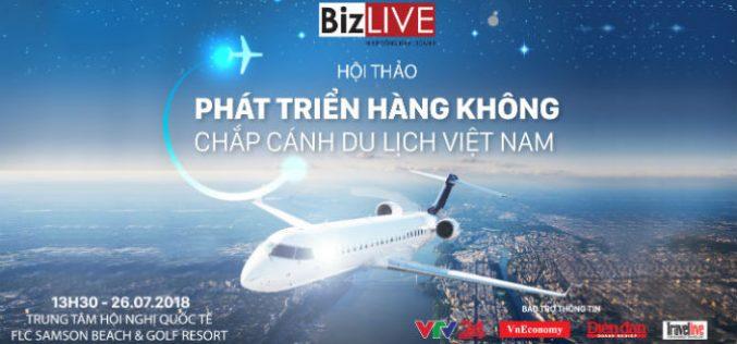 """Sắp diễn ra Hội thảo """"Phát triển hàng không – Chắp cánh du lịch Việt Nam"""""""
