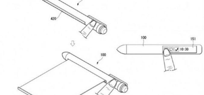 LG muốn biến bút thành smartphone