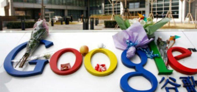 Google đang đi đường vòng để vào Trung Quốc