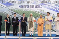 Samsung khánh thành nhà máy smartphone lớn nhất thế giới tại Ấn Độ