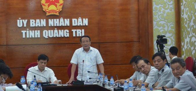 Quảng Trị đề xuất vị trí hướng Tây thành phố Đông Hà cho tuyến đường sắt cao tốc Bắc- Nam
