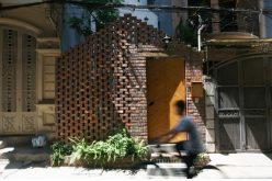 Những căn nhà ống đẹp đến từng centimet nổi bật giữa phố nhỏ Hà Nội