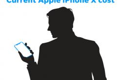 """Giá trị 1.000 tỷ USD của Apple khi """"quy đổi"""" sang iPhone X"""