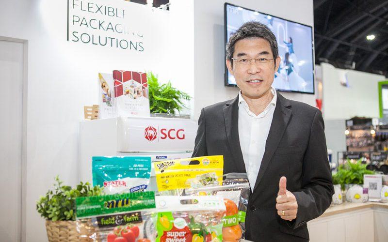 SCG giới thiệu giải pháp đóng gói thực phẩm cải tiến tại Việt Nam