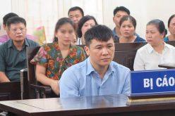 Nguyên Kế toán trưởng Viện Dầu khí Việt Nam nhận lãi ngoài của Oceanbank lĩnh án 18 tháng tù