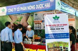 Nông dược HAI giới thiệu sản phẩm nông nghiệp hữu cơ tại hội chợ nông lâm thủy sản duyên hải Nam Trung Bộ 2018