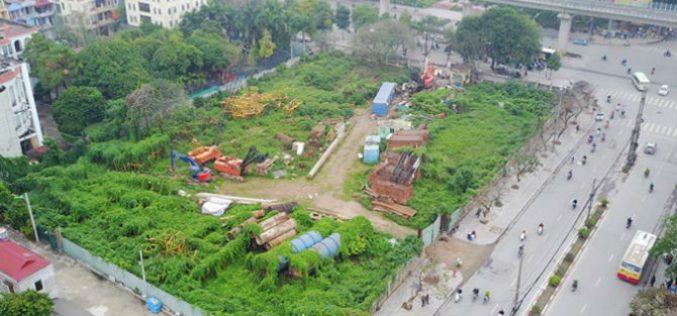 Hà Nội công bố danh sách 22 đơn vị bị thu hồi đất