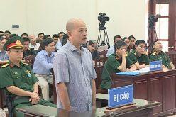 Cựu thượng tá Đinh Ngọc Hệ nhận án 12 năm tù