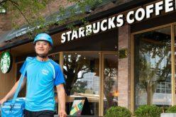 """Starbucks """"bắt tay"""" Alibaba giao cà phê tại Trung Quốc"""