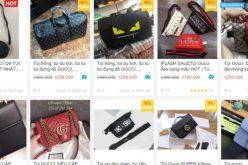 Thả nổi việc mở shop, Lazada, Shopee… thành điểm buôn hàng giả, nhái
