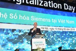 Siemens tập trung hỗ trợ chuyển đổi số tại Việt Nam