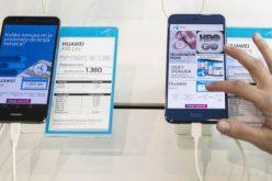 Huawei lần đầu tiên vượt qua Apple về thị phần smartphone