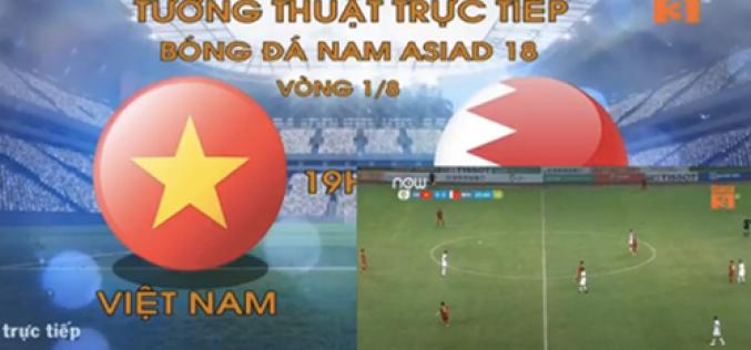 Truyền hình OTT trong nước không được tiếp sóng trận Việt Nam – Syria
