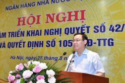 """Kiến nghị """"cao su"""" tăng vốn cho """"Big 4"""" ngân hàng Việt"""
