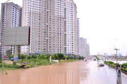 Mua nhà ngày Hà Nội ngập úng