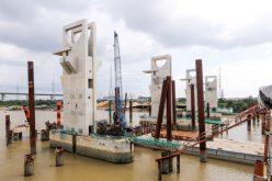 """Hơn ba tháng """"bất động"""" của dự án chống ngập 10.000 tỷ đồng ở TP HCM"""