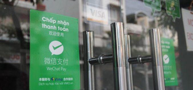 Rủi ro lớn khi cửa hàng Việt thanh toán bằng ví điện tử Trung Quốc