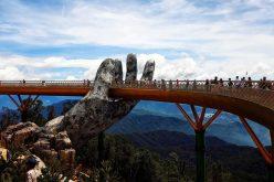 Trước cầu Vàng, công trình nào ở Việt Nam từng gây ấn tượng quốc tế?