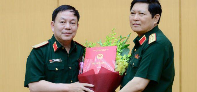 Thiếu tướng Lê Đăng Dũng được bổ nhiệm làm Chủ tịch kiêm Tổng giám đốc Tập đoàn Viettel
