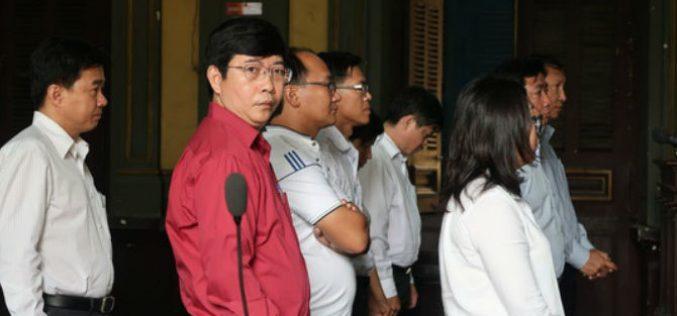 Phúc thẩm vụ án tại Navibank