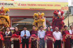 Khai trương HDBank Đức Trọng và HDBank Minh Lương