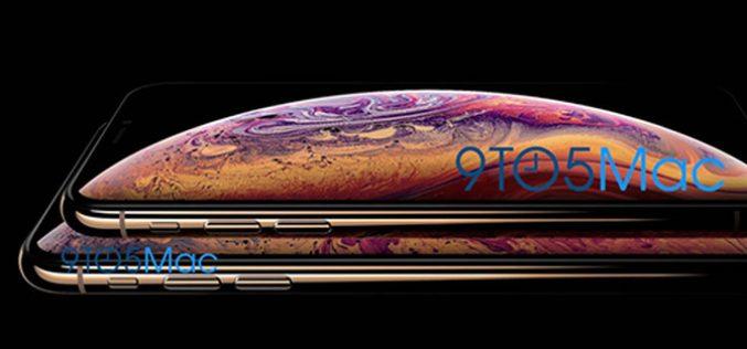 Bộ đôi iPhone Xs và iPhone hai sim lộ giá bán