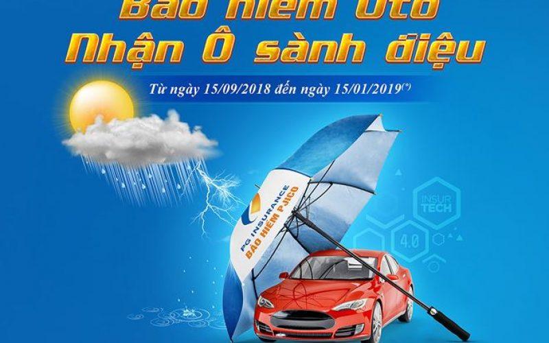 """PJICO ra mắt chương trình """"Bảo hiểm ô tô – Nhận ô sành điệu"""""""