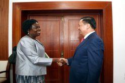 Bộ trưởng Đinh Tiến Dũng tiếp Phó Chủ tịch Ngân hàng Thế giới