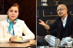 """Vợ ông Đặng Lê Nguyên Vũ """"lấy lại"""" ghế Phó tổng giám đốc thường trực Trung Nguyên"""