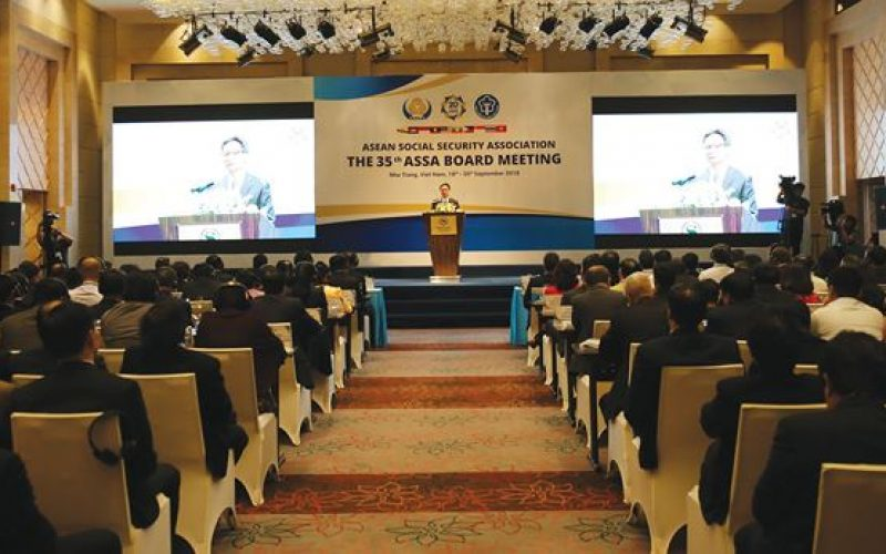 ASSA 35, dấu mốc hợp tác quốc tế mới trong lĩnh vực an sinh xã hội
