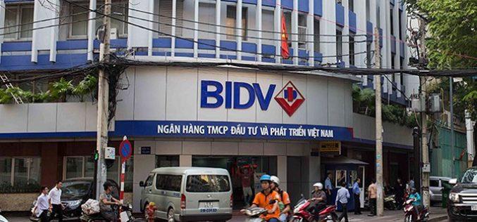 BIDV công bố biến động lãnh đạo cao cấp