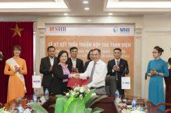 Bảo hiểm Hàng không (VNI) hợp tác với SHB